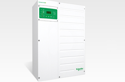 Schneider Electric's off-grid solar and backup power inverter/charger now in southern Africa