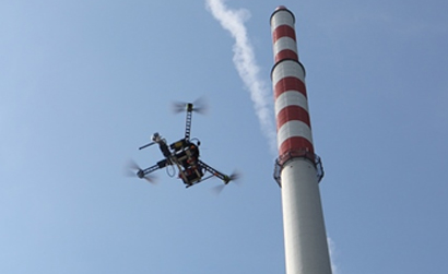 cran ls telcom use remote aircraft to audit remote broadcast sites