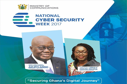 Ghana to observe National Cyber Security Week