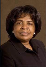Dina Pule, SA's new Minister of Communications