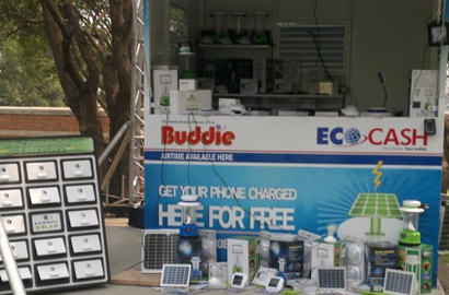 Econet rolls out green tuck-shops