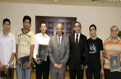 Egypt congratulates Imagine Cup winners