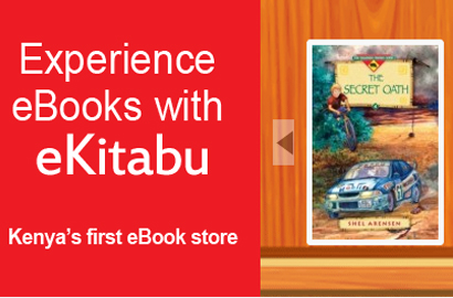 eBooks launched in Kenya