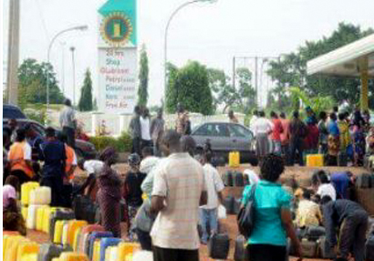 Nigerian fuel scarcity threatens telecoms