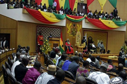 ICH gets legal backing from Ghana's parliament