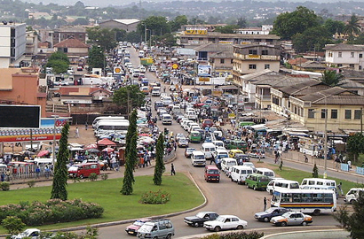 No more mobiles on Ghana's roads