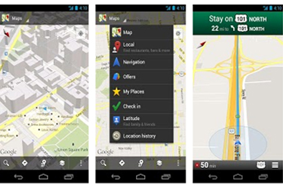 Google maps navigation for iPhone, Android launched in Kenya
