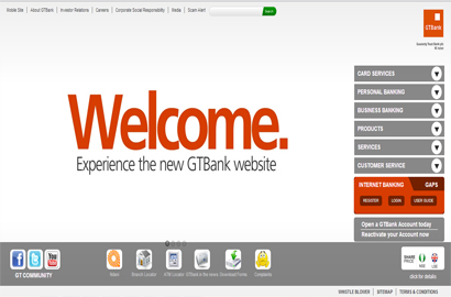 GTB unveils new site