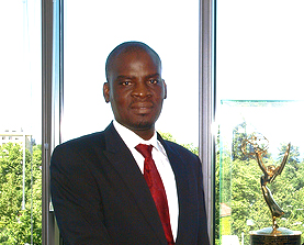 Ghana's Communications Minister Haruna Iddrisu