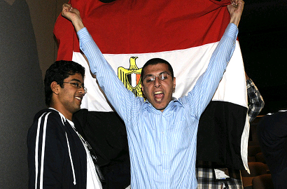 Egyptian team wins in Imagine Cup