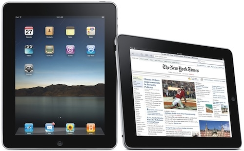 iPads now in Namibia