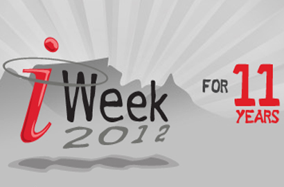 iWeek 2012 in SA next month