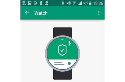New Kaspersky Internet Security for Android managed via smartwatch