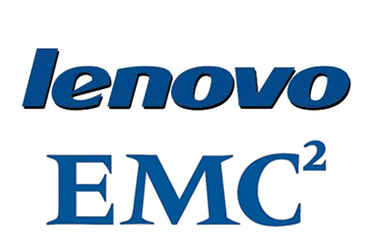 Lenovo, EMC in strategic worldwide partnership