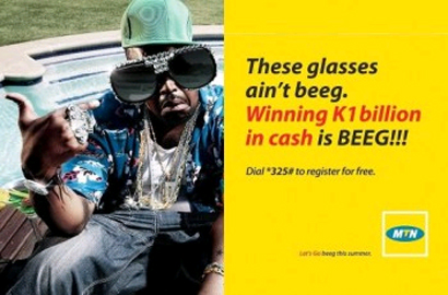MTN to re-run Beeg promo