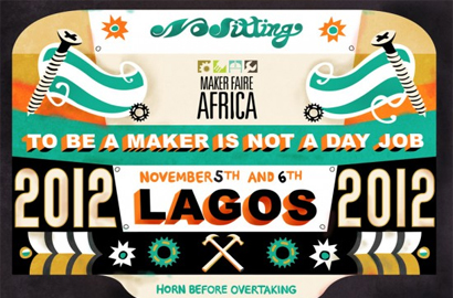 Stage set for Maker Faire Lagos