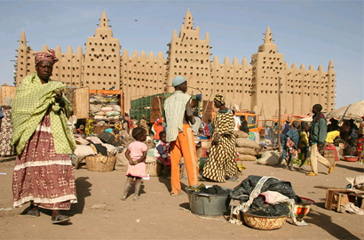 Exceptional growth in Mali