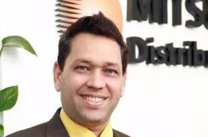 Mitesh Shah, Managing Director, Mitsumi Distribution