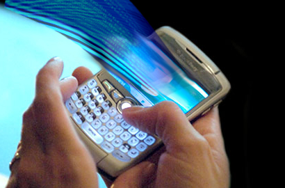 Mobile data is 'black gold'