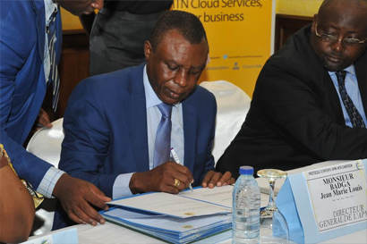 MTN supports SMEs in Cameroon