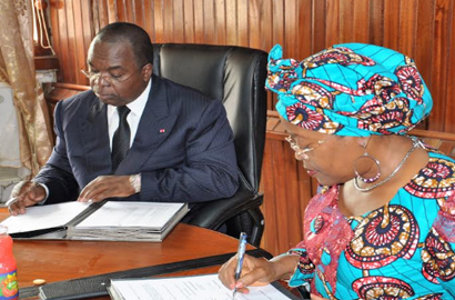 Cameroon, MTN sign addendum to Concession Agreement of March 2015