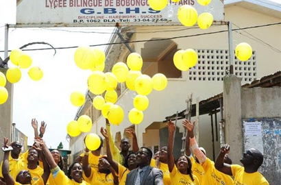 MTN Cameroon employees commit to quality education for all