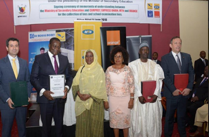 Cameroon Ministry adopts MTN Mobile Money for the payment of school fees
