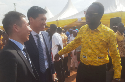 MTN Ghana partners GIFEC to re-launch rural telephony project