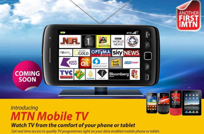 MTN launches Mobile TV on data-enabled phones  Value Added Services ...