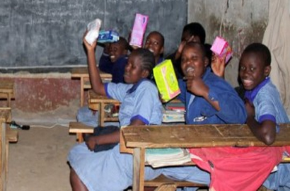 Mobile app helps distribute sanitary towels to needy girls