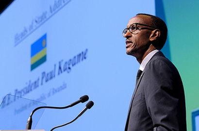 Rwandan President calls for energy imbalances to be addressed