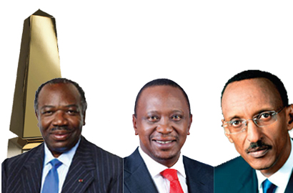 ITU recognises African Presidents for ICT development