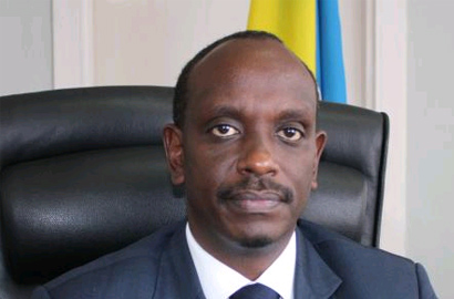 EAC Secretary General DR Richard Sezibera