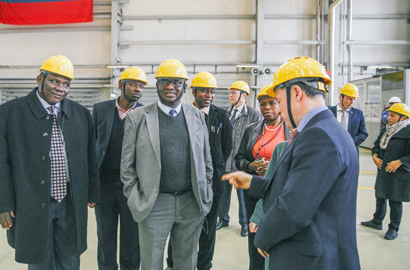 Rosatom highlights benefits of nuclear science and technologies for Zambia