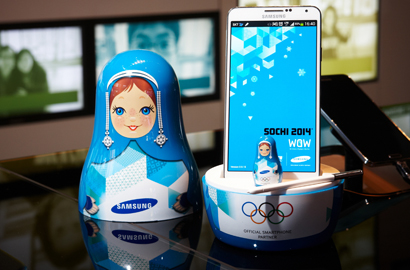 Samsung WOW app connects millions to  Sochi 2014 Olympic Winter Games
