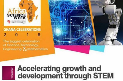 Maiden African Science Week set for Ghana