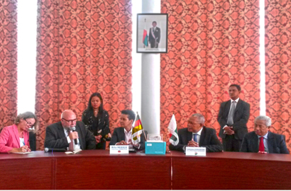 Siemens signs MoU with Madagascar to accelerate power generation