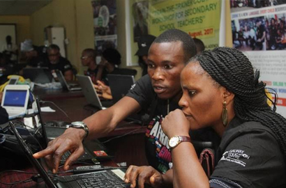Hundreds of teachers trained on Scratch coding in Abuja