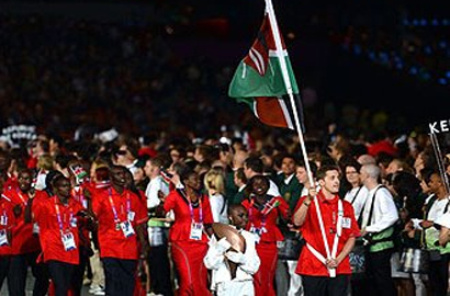 Safaricom rewards Olympic medallists