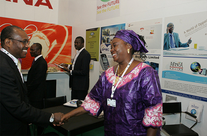 Telecom World 2011 exhibitors