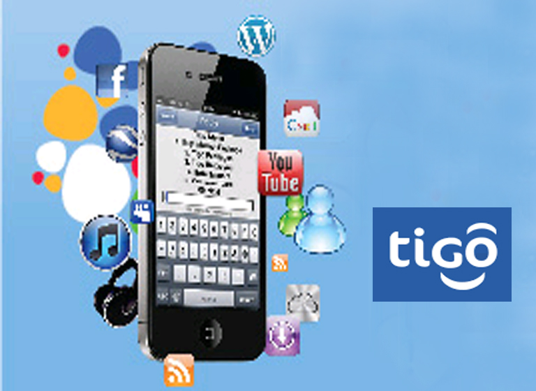 Tigo launches 3.5G, voice SMS