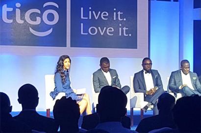 """Live it, Love it"" Tigo Ghana's new tagline for a digital lifestyle"