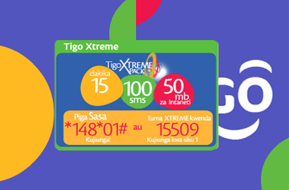 Tigo launches 'Xtreme' bundles