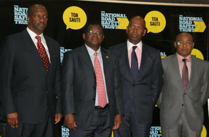 Safaricom targets road safety