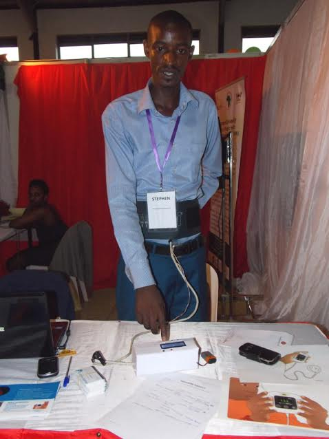 Ugandan student develops handheld ultrasound scan to reduce maternal deaths