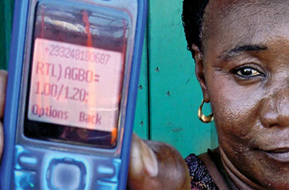 New World Bank focus on ICT for development