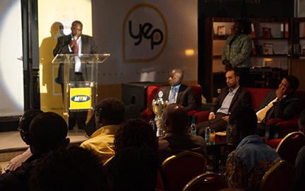 mtn cameroon launches youth development programme mobile news in cameroon. Black Bedroom Furniture Sets. Home Design Ideas