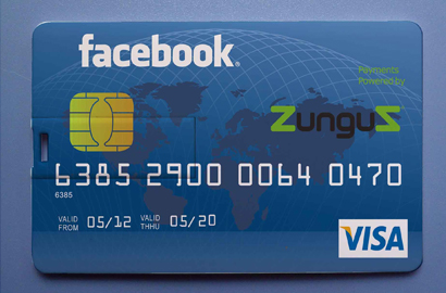 ZunguZ launches  social media debit card