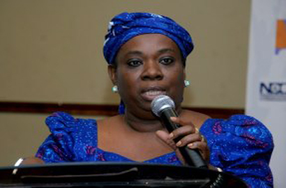 Veronica Adeyemo, acting director, IT department, Federal Ministry of Information