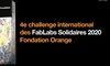 Orange Foundation Announces International Solidarity FabLabs Challenge Winners